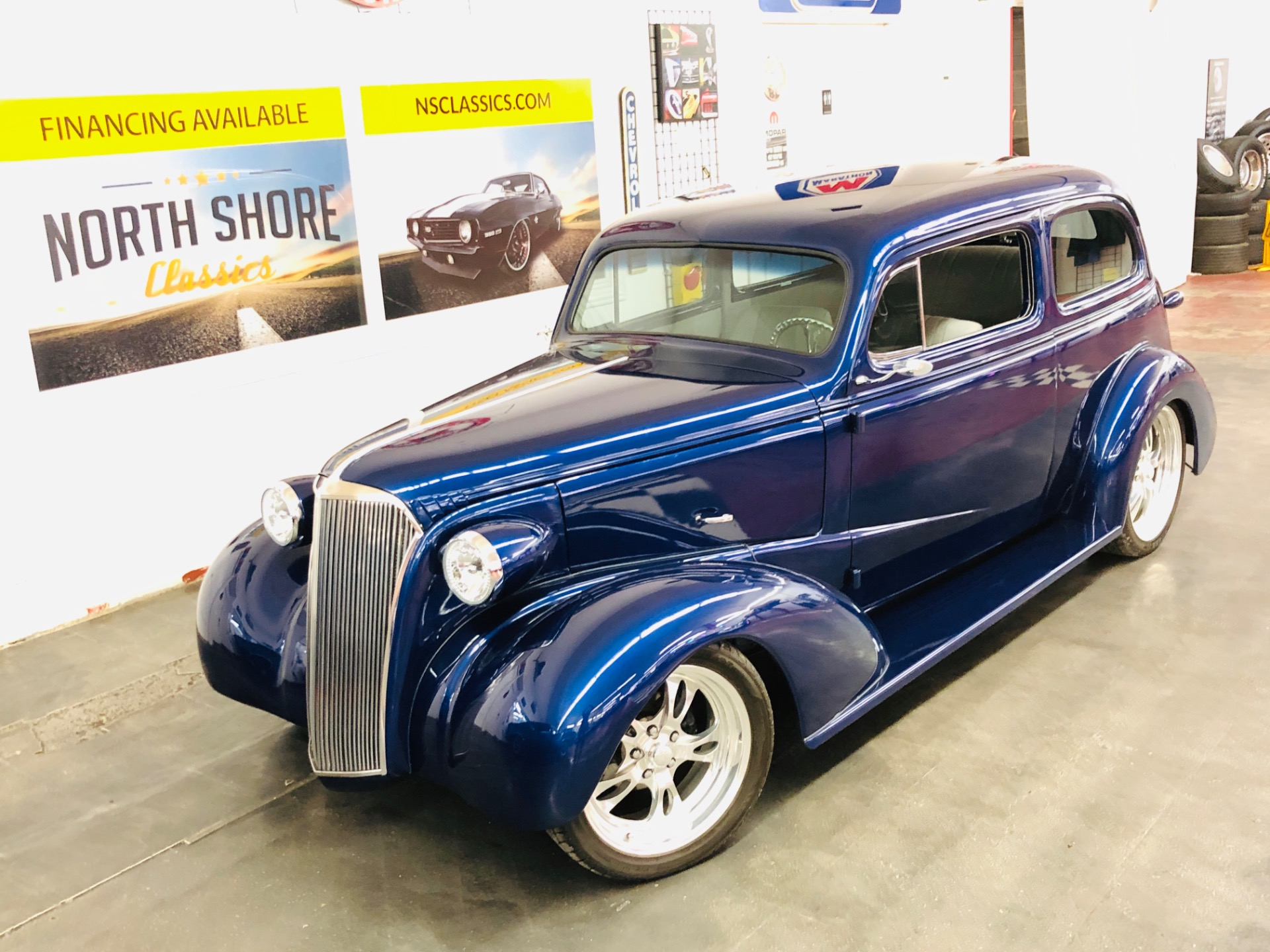 Photo 1937 Chevrolet Hot Rod  Street Rod -MASTER DELUXE- QUALITY BUILD - SEE VIDEO