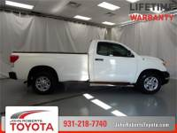 Used 2013 Toyota Tundra 2WD Regular Cab Long Bed V6