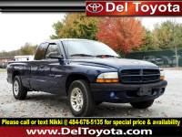 Used 2001 Dodge Dakota Base For Sale in Thorndale, PA | Near West Chester, Malvern, Coatesville, & Downingtown, PA | VIN: 1B7GL22X21S296074