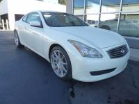 Pre-Owned 2008 INFINITI G37 Coupe