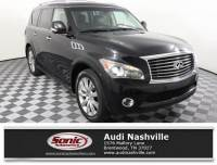 Pre-Owned 2013 INFINITI QX56 2WD 4dr *Ltd Avail*