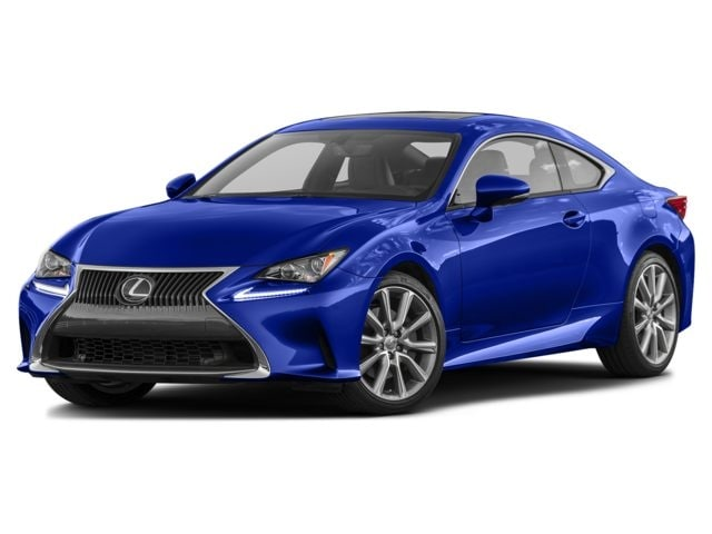 Photo Pre-Owned 2016 LEXUS RC 300 Coupe in Greenville SC