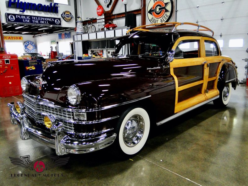Photo 1948 Chrysler Town and Country 65,900