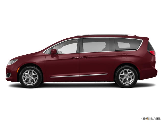 Photo Used 2017 Chrysler Pacifica Touring L Plus MinivanVan CT in Hartford CT