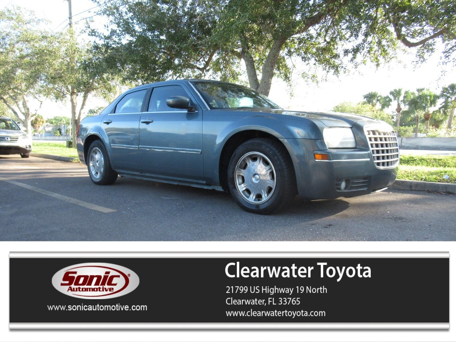 Photo Used 2005 Chrysler 300 300 Touring 4dr Sdn 300 Touring Ltd Avail Sedan in Clearwater