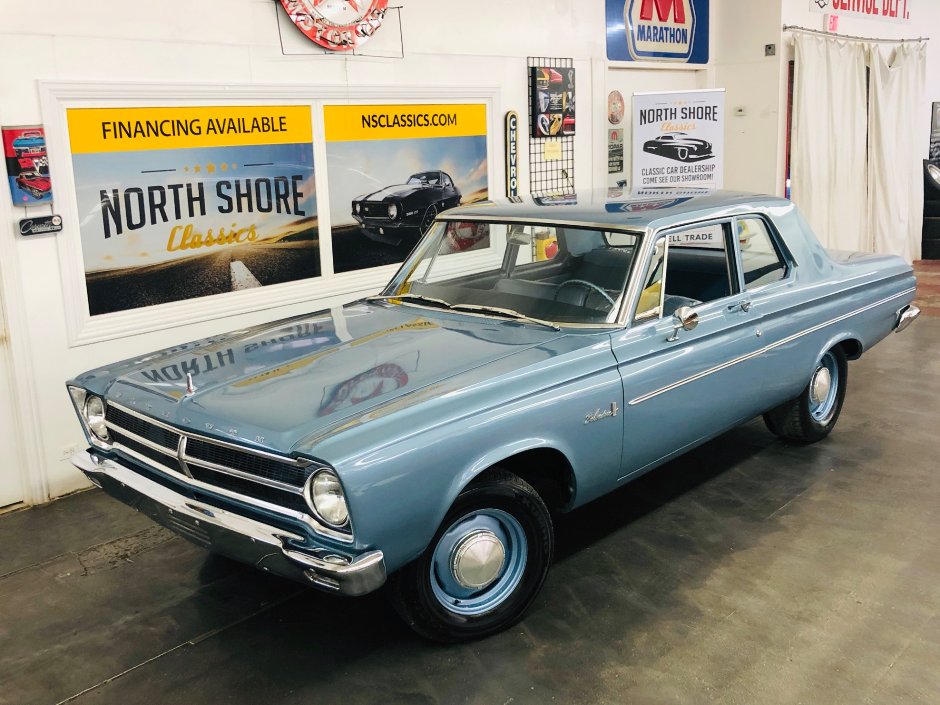 Photo 1965 Plymouth Belvedere - 426 COMMANDO ENGINE - FACTORY SUPER STOCK - 4 SPEED - SEE VIDEO