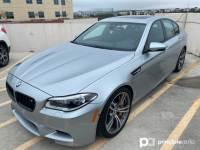 2016 BMW M5 Pure Metal Silver Edition Sedan in San Antonio