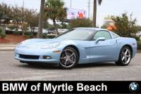 Used 2012 Chevrolet Corvette Coupe For Sale in Myrtle Beach, South Carolina