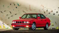 1991 BMW M5 Price: $28,500