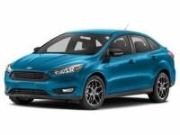 2018 Ford Focus SE SE Sedan 3-Cyl Engine