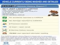 2012 Jeep Liberty Limited Edition SUV