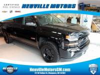 Certified Pre-Owned 2016 Chevrolet Silverado 1500 Double Cab Standard Box 4-Wheel Drive LT Z71 Midnight Edition VIN 1GCVKREC9GZ339255 Stock Number H5383