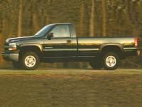 2002 Chevrolet Silverado 2500HD LT Truck Extended Cab