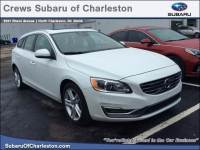 Used 2015 Volvo V60 T5 Drive-E Platinum w/Climate Package For Sale in North Charleston, SC   YV140MEDXF1196644