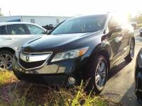 Certified 2015 Acura RDX Technology Package Sport Utility