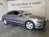 Pre-Owned 2015 Mercedes-Benz CLA-Class CLA 250 Coupe in Jacksonville FL