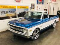1970 Chevrolet PickUp - C10 SHORTBED - VERY CLEAN BODY - EXCELLENT DRIVER -