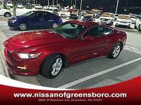 Pre-Owned 2015 Ford Mustang V6 Coupe in Greensboro NC