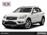 2016 INFINITI QX50 3.7 with Premium Plus Package