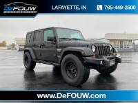 2012 Jeep Wrangler Unlimited Rubicon SUV Lafayette IN