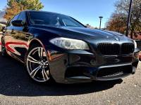 2013 BMW M5 TwinPower Turbo V8 SMG Sdn