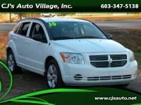 2010 Dodge Caliber 4dr HB SXT