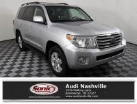 Pre-Owned 2015 Toyota Land Cruiser 4dr 4WD (GS)