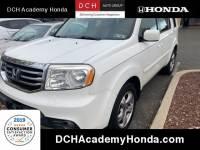 2012 Honda Pilot 4WD 4dr EX-L