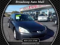 2004 Honda Accord EX Sedan AT
