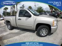 Used 2007 Chevrolet Silverado 1500 LT w/1LT| For Sale in Sanford, FL | 1GCEC14C27Z581661 Winter Park