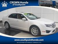 Pre-Owned 2010 Ford Fusion SEL Sedan in Durham NC