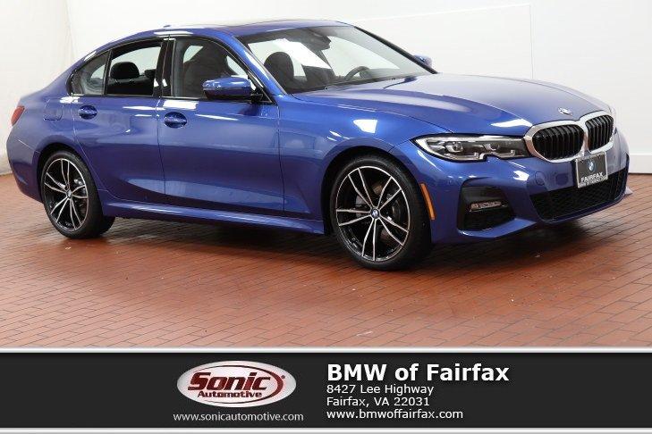 Photo Certified Used 2019 BMW 3 Series Sedan in Fairfax, VA