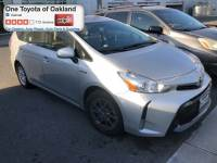 Certified Pre-Owned 2017 Toyota Prius v Three Wagon in Oakland, CA