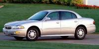 Pre-Owned 2002 Buick LeSabre 4dr Sdn Custom