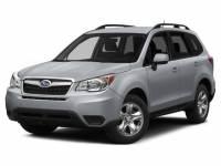 2015 Subaru Forester 2.5i Premium (CVT)