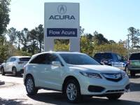 Certified 2018 Acura RDX Technology Package Sport Utility