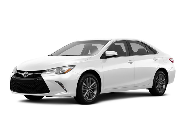 Photo Used 2017 Toyota Camry SE in Houston, TX