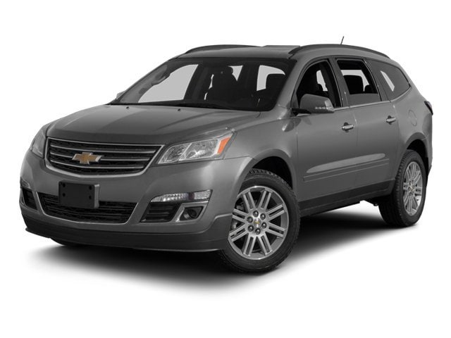 Photo Pre-Owned 2013 Chevrolet Traverse LS SUV in Jacksonville FL