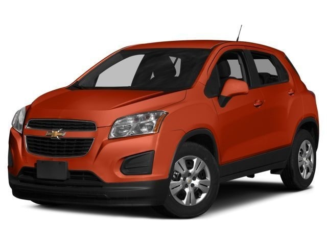 Photo Pre-Owned 2015 Chevrolet Trax LT SUV in Jacksonville FL