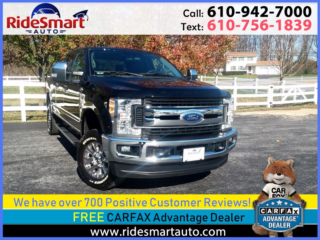 Photo 2017 Ford F-250 SD XLT Super Duty Super Crew Cab 4WD