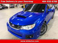 2014 Subaru Impreza WRX 4-Door