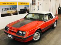 1986 Ford Mustang - GT CONVERTIBLE - LOW MILES - SEE VIDEO