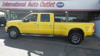 2006 Ford F-350 Super Duty Lariat 4dr Crew Cab for sale in Cincinnati OH