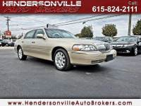 2010 Lincoln Town Car Signature - Premium