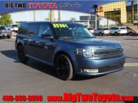 Used 2018 Ford Flex SEL SEL Crossover in Chandler, Serving the Phoenix Metro Area