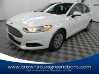 Pre-Owned 2014 Ford Fusion S in Greensboro NC