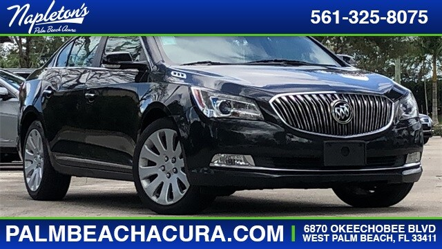 Photo Used 2014 Buick Lacrosse West Palm Beach