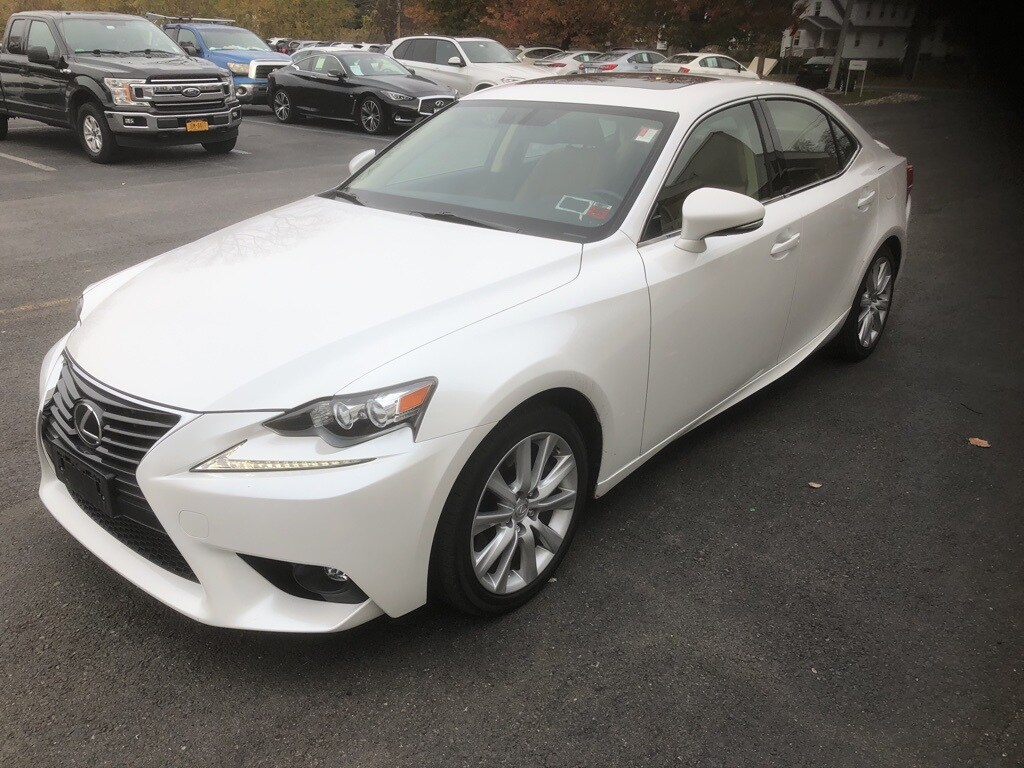Photo Used 2016 LEXUS IS 300 For Sale in Albany, NY