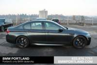 Pre-Owned 2016 BMW M5 4dr Sdn Car in Portland