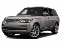 Pre-Owned 2016 Land Rover Range Rover Supercharged SUV in Sudbury, MA
